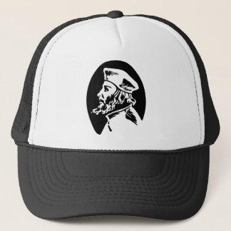 Jan Hus Trucker Hat
