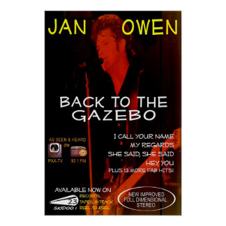 Jan Owen - As seen on TV Poster