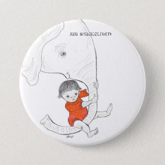 Jan Shackelford  Baby Button #11