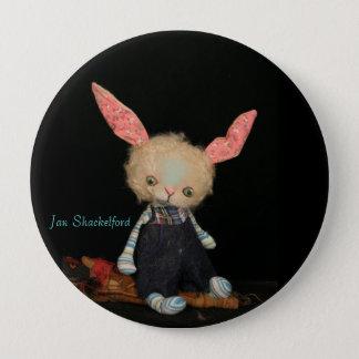 Jan Shackelford Button McAvoy Bunny