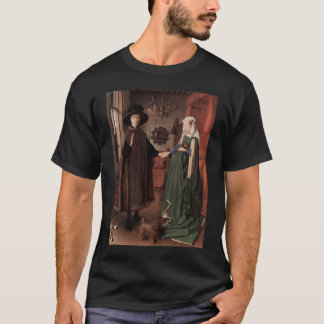 jan van eyck 001  jan van eyck van eyck jan 1387 1 T-Shirt