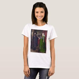 JAN VAN EYCK- Arnolfini Portrait 1434 T-Shirt