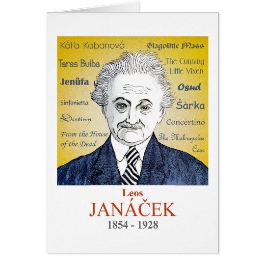 Janacek Card