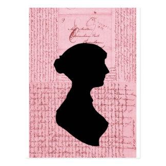 Jane Austen, Call Me Lady Jane Series Postcard