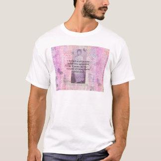 Jane Austen humorous snarky quote T-Shirt