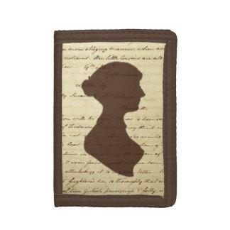 Jane Austen manuscript wallet