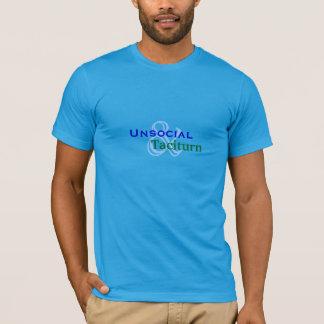 Jane Austen Mr. Darcy Unsocial & Taciturn T-Shirt
