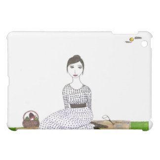 Jane Austen Picnic iPad Mini Case