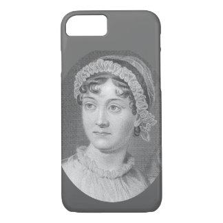 Jane Austen Portrait iPhone 7 case
