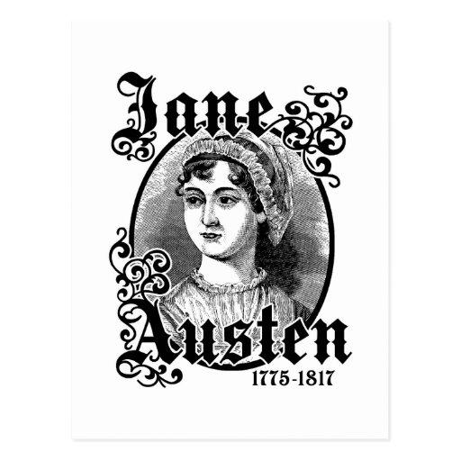 Jane Austen Postcards