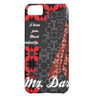 """Jane Austen Pride and Prejudice gift """"Mr. Darcy"""" Cover For iPhone 5C"""