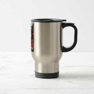 "Jane Austen Pride and Prejudice gift ""Mr. Darcy"" Travel Mug"