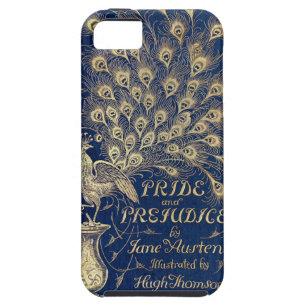 Jane Austen Pride and Prejudice Peacock 1894 iPhone 5 Case