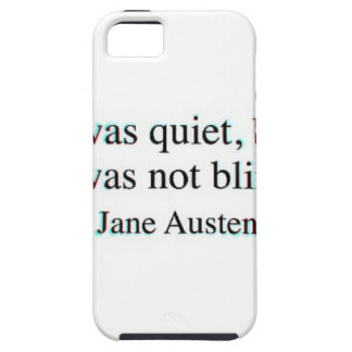 Jane Austen quote Case For The iPhone 5
