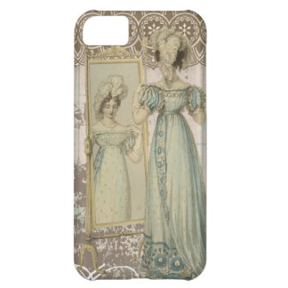 Jane Austen Regency Collage iPhone 5C Cover