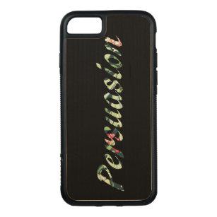 Jane Austen's Persuasion Carved iPhone 8/7 Case