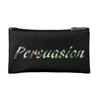 Jane Austen's Persuasion Double-Sided Makeup Bags