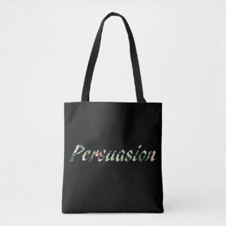 Jane Austen's Persuasion Double-Sided Tote Bag