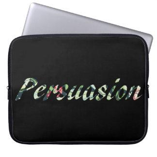 Jane Austen's Persuasion Laptop Sleeve