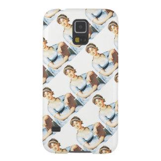Jane Austen Samsung Galaxy S5 Case