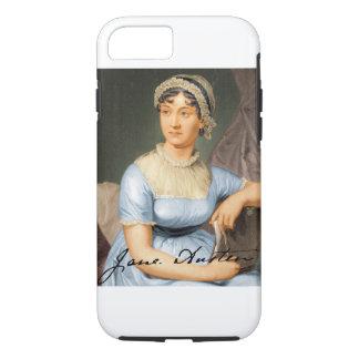 Jane Austen Signed Portrait iPhone 7 Case