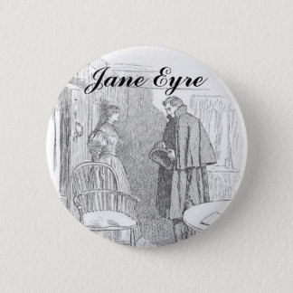 Jane Eyre 2 Inch Round Button