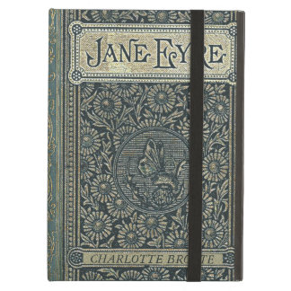 Jane Eyre Charlotte Bronte Old Book Cover iPad Air Covers