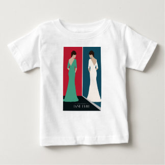 Jane Eyre Design Baby T-Shirt