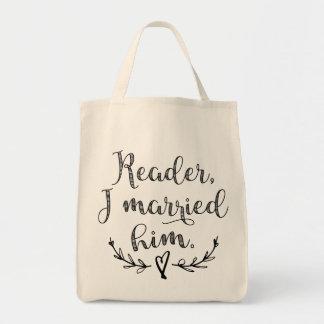 Jane Eyre Reader I Married Him