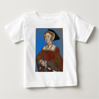 Jane Seymour Queen of Henry VIII Of England Baby T-Shirt