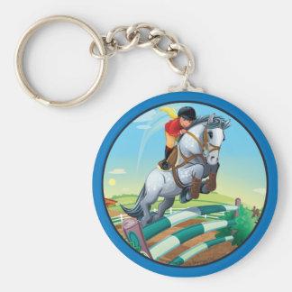 Jane's keychain