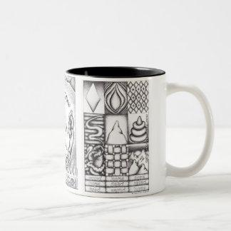 Janice Yudell Snake3  Mug