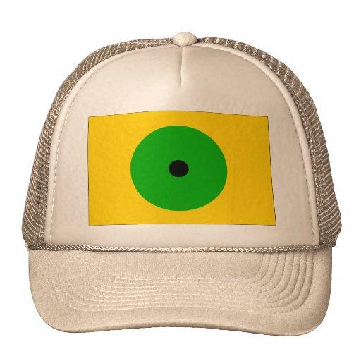 Janov RA, Czech Mesh Hats