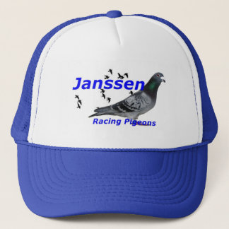 Janssen racing Pigeons  Collectable Hat