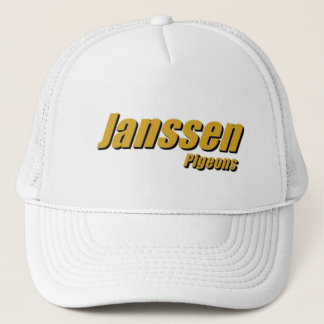 Janssen racing Pigeons Trucker Hat