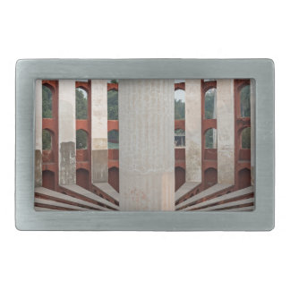 Jantar Mantar, Delhi, India Belt Buckles