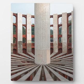 Jantar Mantar, Delhi, India Plaque
