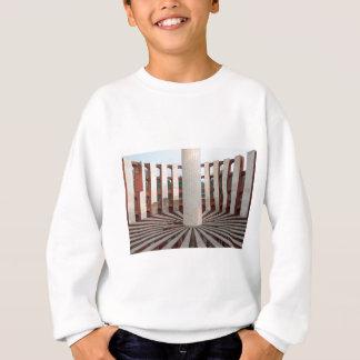 Jantar Mantar, Delhi, India Sweatshirt