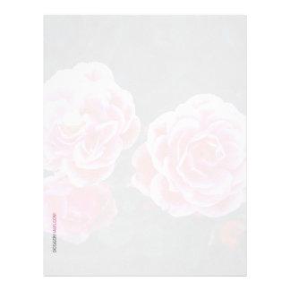 Januar Rosen Letterhead Design