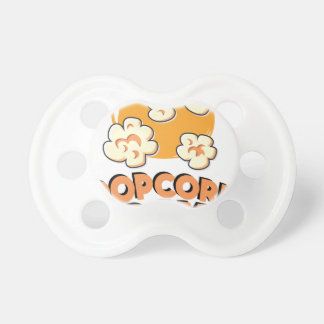 January 19th - Popcorn Day - Appreciation Day Pacifier