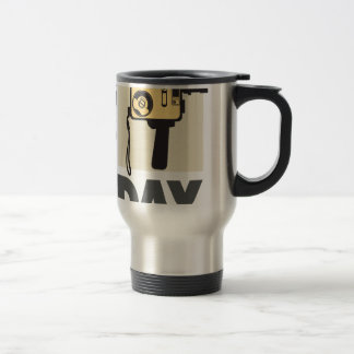 January 20th - Camcorder Day - Appreciation Day Travel Mug