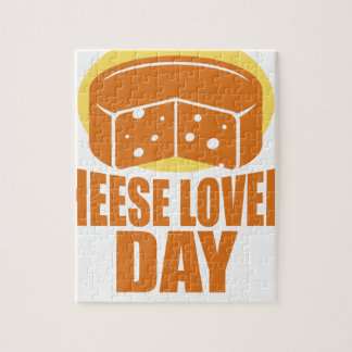 January 20th - Cheese Lovers Day Jigsaw Puzzle