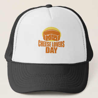 January 20th - Cheese Lovers Day Trucker Hat