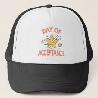 January 20th - Day of Acceptance Trucker Hat