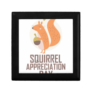 January 21st - Squirrel Appreciation Day Gift Box