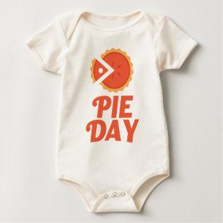 January 23rd - Pie Day - Appreciation Day Baby Bodysuit