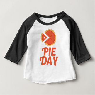 January 23rd - Pie Day - Appreciation Day Baby T-Shirt