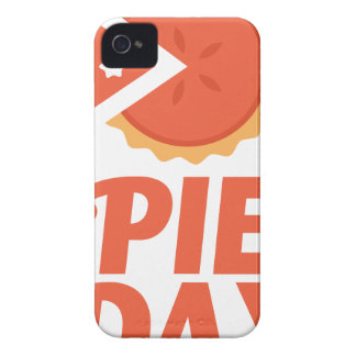 January 23rd - Pie Day - Appreciation Day Case-Mate iPhone 4 Case