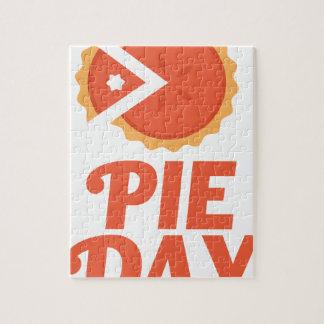 January 23rd - Pie Day - Appreciation Day Jigsaw Puzzle