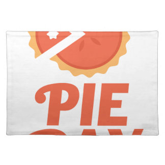 January 23rd - Pie Day - Appreciation Day Placemat
